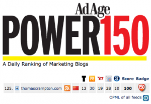 Breaking Into Ad Age Power 150
