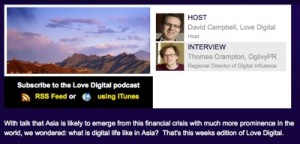 Interviewed by FNUKY's David Campbell for Love Digital