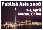 Liveblogging IFRA's Publish Asia 2008 in Macau
