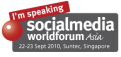 Social Media World Forum Asia